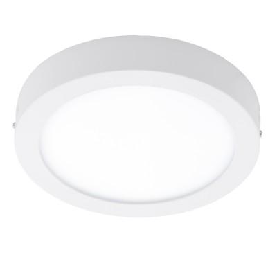 96671 Eglo - Светодиодная ультратонкая накладная панель FUEVA-C системы EGLO connectКруглые<br><br><br>S освещ. до, м2: 9<br>Цветовая t, К: 2700 - 6500<br>Тип лампы: LED - светодиодная<br>Диаметр, мм мм: 300<br>Высота, мм: 40<br>MAX мощность ламп, Вт: 21