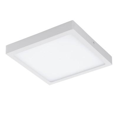 96673 Eglo - Светодиодная ультратонкая накладная панель FUEVA-C EGLO connectКвадратные<br><br><br>Цветовая t, К: 2700 - 6500<br>Тип лампы: LED - светодиодная<br>Ширина, мм: 300<br>MAX мощность ламп, Вт: 21<br>Длина, мм: 300<br>Высота, мм: 40
