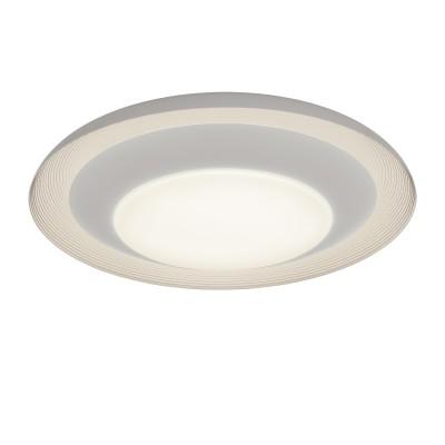 96692 Eglo - Светодиодный светильник настенно-потолочный CANICOSA диммир.круглые светильники<br><br><br>Цветовая t, К: 3000<br>Тип лампы: LED - светодиодная<br>Тип цоколя: LED, встроенные светодиоды<br>Цвет арматуры: белый<br>Количество ламп: 1<br>Диаметр, мм мм: 765<br>Высота, мм: 140<br>Поверхность арматуры: матовая<br>Оттенок (цвет): белый<br>Общая мощность, Вт: 33