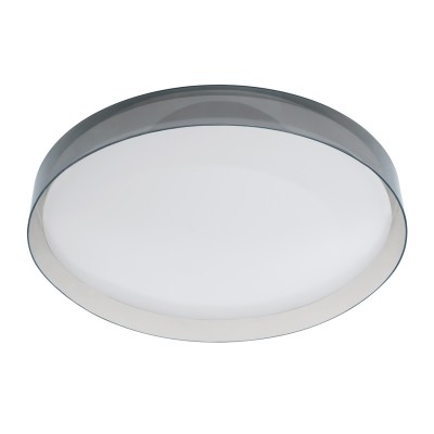 97041 Eglo - Светодиодный светильник настенно-потолочный REGASOL диммир.Круглые<br><br><br>Установка на натяжной потолок: Да<br>Крепление: Планка<br>Цветовая t, К: 2700 - 5000<br>Тип лампы: LED - светодиодная<br>Тип цоколя: LED, встроенные светодиоды<br>Цвет арматуры: белый<br>Количество ламп: 1<br>Диаметр, мм мм: 430<br>Высота полная, мм: 110<br>Поверхность арматуры: матовая<br>Оттенок (цвет): белый<br>Общая мощность, Вт: 18