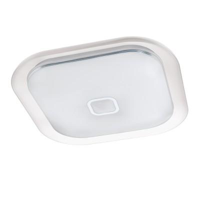 97042 Eglo - Светодиодный светильник настенно-потолочный REGASOL диммир.Квадратные<br><br><br>Установка на натяжной потолок: Да<br>Крепление: Планка<br>Цветовая t, К: 2700 - 5000<br>Тип лампы: LED - светодиодная<br>Тип цоколя: LED, встроенные светодиоды<br>Цвет арматуры: белый<br>Количество ламп: 1<br>Ширина, мм: 480<br>Длина, мм: 480<br>Высота, мм: 100<br>Поверхность арматуры: матовая<br>Оттенок (цвет): белый<br>Общая мощность, Вт: 16