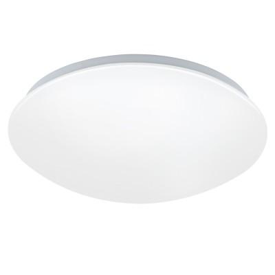 97105 Eglo - Светодиодный настенно-потолочный светильник с рег-кой темп. света GIRON-RWкруглые светильники<br><br><br>Установка на натяжной потолок: Да<br>S освещ. до, м2: 12<br>Цветовая t, К: 2700 - 4000<br>Тип лампы: LED - светодиодная<br>Тип цоколя: LED, встроенные светодиоды<br>Цвет арматуры: белый<br>Количество ламп: 1<br>Диаметр, мм мм: 390<br>Высота, мм: 95<br>Поверхность арматуры: матовая<br>Оттенок (цвет): белый<br>Общая мощность, Вт: 24
