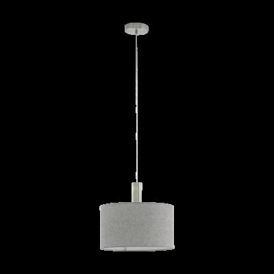 97671 Eglo подвесной светильник CONCESSA 2одиночные подвесные светильники<br>Компания «Светодом» предлагает широкий ассортимент люстр от известных производителей. Представленные в нашем каталоге товары выполнены из современных материалов и обладают отличным качеством. Благодаря широкому ассортименту Вы сможете найти у нас люстру под любой интерьер. Мы предлагаем как классические варианты, так и современные модели, отличающиеся лаконичностью и простотой форм.