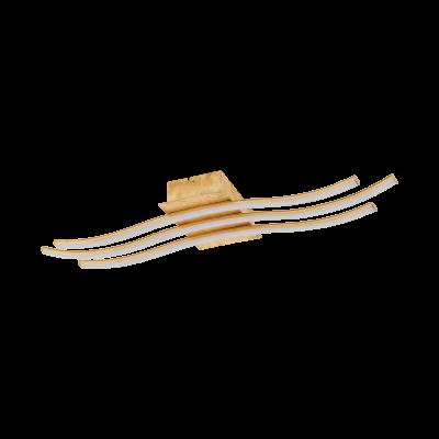 97743 Eglo светодиодный настенно-потол. светильник MIRAFLORESдекоративные светильники<br>Компания «Светодом» предлагает широкий ассортимент люстр от известных производителей. Представленные в нашем каталоге товары выполнены из современных материалов и обладают отличным качеством. Благодаря широкому ассортименту Вы сможете найти у нас люстру под любой интерьер. Мы предлагаем как классические варианты, так и современные модели, отличающиеся лаконичностью и простотой форм.