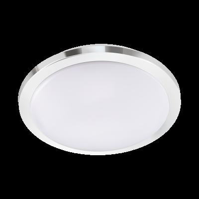 97755 Eglo светодиодный потолочный светильник COMPETA 1-STкруглые светильники<br>Компания «Светодом» предлагает широкий ассортимент люстр от известных производителей. Представленные в нашем каталоге товары выполнены из современных материалов и обладают отличным качеством. Благодаря широкому ассортименту Вы сможете найти у нас люстру под любой интерьер. Мы предлагаем как классические варианты, так и современные модели, отличающиеся лаконичностью и простотой форм.