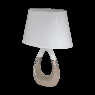 97775 Eglo Настольная лампа BELLARIVA 1современные настольные лампы модерн<br>Компания «Светодом» предлагает широкий ассортимент люстр от известных производителей. Представленные в нашем каталоге товары выполнены из современных материалов и обладают отличным качеством. Благодаря широкому ассортименту Вы сможете найти у нас люстру под любой интерьер. Мы предлагаем как классические варианты, так и современные модели, отличающиеся лаконичностью и простотой форм.