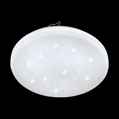 97877 Eglo Светодиодный потолочный светильник FRANIA-Sкруглые светильники<br>Компания «Светодом» предлагает широкий ассортимент люстр от известных производителей. Представленные в нашем каталоге товары выполнены из современных материалов и обладают отличным качеством. Благодаря широкому ассортименту Вы сможете найти у нас люстру под любой интерьер. Мы предлагаем как классические варианты, так и современные модели, отличающиеся лаконичностью и простотой форм.