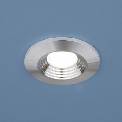 Точечный светильник Электростандарт 9903 LED 3W COB SL серебро.