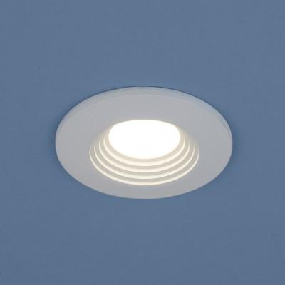 Точечный светильник Электростандарт 9903 LED 3W COB WH белый фото