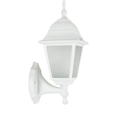Светильник уличный Arte lamp A1011AL-1WH BremenНастенные<br>Обеспечение качественного уличного освещения – важная задача для владельцев коттеджей. Компания «Светодом» предлагает современные светильники, которые порадуют Вас отличным исполнением. В нашем каталоге представлена продукция известных производителей, пользующихся популярностью благодаря высокому качеству выпускаемых товаров. <br> Уличный светильник Arte lamp A1011AL-1WH не просто обеспечит качественное освещение, но и станет украшением Вашего участка. Модель выполнена из современных материалов и имеет влагозащитный корпус, благодаря которому ей не страшны осадки. <br> Купить уличный светильник Arte lamp A1011AL-1WH, представленный в нашем каталоге, можно с помощью онлайн-формы для заказа. Чтобы задать имеющиеся вопросы, звоните нам по указанным телефонам.<br><br>S освещ. до, м2: 4<br>Тип лампы: накаливания / энергосбережения / LED-светодиодная<br>Тип цоколя: E27<br>Количество ламп: 1<br>Ширина, мм: 150<br>MAX мощность ламп, Вт: 60<br>Диаметр, мм мм: 180<br>Длина, мм: 170<br>Высота, мм: 410<br>Цвет арматуры: белый