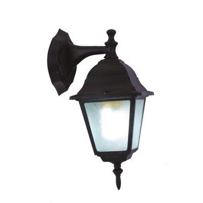 Светильник уличный Arte lamp A1012AL-1BK BremenНастенные<br>Обеспечение качественного уличного освещения – важная задача для владельцев коттеджей. Компания «Светодом» предлагает современные светильники, которые порадуют Вас отличным исполнением. В нашем каталоге представлена продукция известных производителей, пользующихся популярностью благодаря высокому качеству выпускаемых товаров.   Уличный светильник Arte lamp A1012AL-1BK не просто обеспечит качественное освещение, но и станет украшением Вашего участка. Модель выполнена из современных материалов и имеет влагозащитный корпус, благодаря которому ей не страшны осадки.   Купить уличный светильник Arte lamp A1012AL-1BK, представленный в нашем каталоге, можно с помощью онлайн-формы для заказа. Чтобы задать имеющиеся вопросы, звоните нам по указанным телефонам.<br><br>S освещ. до, м2: 4<br>Тип лампы: накаливания / энергосбережения / LED-светодиодная<br>Тип цоколя: E27<br>Количество ламп: 1<br>Ширина, мм: 150<br>MAX мощность ламп, Вт: 60<br>Диаметр, мм мм: 170<br>Длина, мм: 170<br>Высота, мм: 400<br>Цвет арматуры: черный