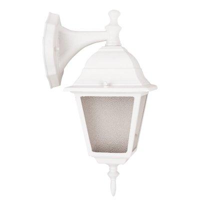 Светильник уличный Arte lamp A1012AL-1WH BremenНастенные<br>Обеспечение качественного уличного освещения – важная задача для владельцев коттеджей. Компания «Светодом» предлагает современные светильники, которые порадуют Вас отличным исполнением. В нашем каталоге представлена продукция известных производителей, пользующихся популярностью благодаря высокому качеству выпускаемых товаров.   Уличный светильник Arte lamp A1012AL-1WH не просто обеспечит качественное освещение, но и станет украшением Вашего участка. Модель выполнена из современных материалов и имеет влагозащитный корпус, благодаря которому ей не страшны осадки.   Купить уличный светильник Arte lamp A1012AL-1WH, представленный в нашем каталоге, можно с помощью онлайн-формы для заказа. Чтобы задать имеющиеся вопросы, звоните нам по указанным телефонам.<br><br>S освещ. до, м2: 4<br>Тип лампы: накаливания / энергосбережения / LED-светодиодная<br>Тип цоколя: E27<br>Количество ламп: 1<br>Ширина, мм: 150<br>MAX мощность ламп, Вт: 60<br>Диаметр, мм мм: 180<br>Длина, мм: 170<br>Высота, мм: 410<br>Цвет арматуры: белый