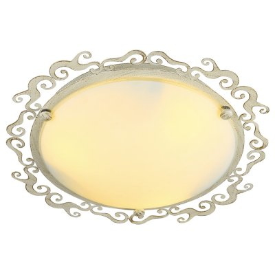 Светильник Arte lamp A1060PL-3WG RiccioliКруглые<br>Настенно-потолочные светильники – это универсальные осветительные варианты, которые подходят для вертикального и горизонтального монтажа. В интернет-магазине «Светодом» Вы можете приобрести подобные модели по выгодной стоимости. В нашем каталоге представлены как бюджетные варианты, так и эксклюзивные изделия от производителей, которые уже давно заслужили доверие дизайнеров и простых покупателей.  Настенно-потолочный светильник ARTELamp A1060PL-3WG станет прекрасным дополнением к основному освещению. Благодаря качественному исполнению и применению современных технологий при производстве эта модель будет радовать Вас своим привлекательным внешним видом долгое время. Приобрести настенно-потолочный светильник ARTELamp A1060PL-3WG можно, находясь в любой точке России. Компания «Светодом» осуществляет доставку заказов не только по Москве и Екатеринбургу, но и в остальные города.<br><br>S освещ. до, м2: 9<br>Тип товара: Светильник<br>Тип цоколя: E27<br>Количество ламп: 3<br>MAX мощность ламп, Вт: 60<br>Диаметр, мм мм: 410<br>Высота, мм: 100