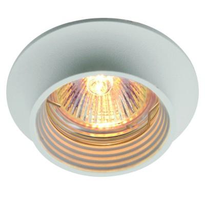 Светильник потолочный Arte lamp A1061PL-1WH CROMOТочечные светильники круглые<br>Встраиваемые светильники – популярное осветительное оборудование, которое можно использовать в качестве основного источника или в дополнение к люстре. Они позволяют создать нужную атмосферу атмосферу и привнести в интерьер уют и комфорт. <br> Интернет-магазин «Светодом» предлагает стильный встраиваемый светильник ARTE Lamp A1061PL-1WH. Данная модель достаточно универсальна, поэтому подойдет практически под любой интерьер. Перед покупкой не забудьте ознакомиться с техническими параметрами, чтобы узнать тип цоколя, площадь освещения и другие важные характеристики. <br> Приобрести встраиваемый светильник ARTE Lamp A1061PL-1WH в нашем онлайн-магазине Вы можете либо с помощью «Корзины», либо по контактным номерам. Мы развозим заказы по Москве, Екатеринбургу и остальным российским городам.<br><br>Тип цоколя: gu5.3<br>Цвет арматуры: белый<br>Количество ламп: 1<br>Размеры: H4,2xW8,7xL8,7<br>MAX мощность ламп, Вт: 50