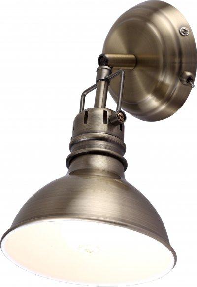 Купить Светильник Arte Lamp A1102AP-1AB, ARTELamp, Италия