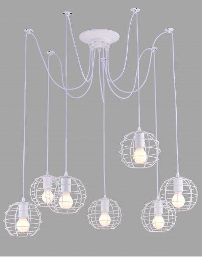 Купить Светильник Arte Lamp A1110SP-7WH, ARTELamp, Италия
