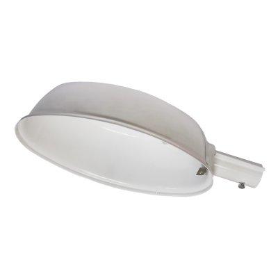Плафон для фонарного столба Arte lamp A1144AL-1WH UrbanКонсольные<br>Данный плафон упрощеной конструкции и поставляется без защитного стекла - можно использовать в теплицах, дворах и уличных площадках<br><br>Тип цоколя: Е27<br>Количество ламп: 1<br>Высота, мм: 15<br>Цвет арматуры: белый