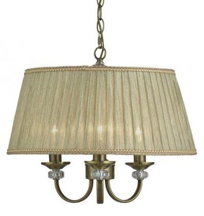 Светильник подвесной Arte lamp A1180SP-3AB SYLVIAПодвесные<br>Компания «Светодом» предлагает широкий ассортимент люстр от известных производителей. Представленные в нашем каталоге товары выполнены из современных материалов и обладают отличным качеством. Благодаря широкому ассортименту Вы сможете найти у нас люстру под любой интерьер. Мы предлагаем как классические варианты, так и современные модели, отличающиеся лаконичностью и простотой форм.  Стильная люстра Arte lamp A1180SP-3AB станет украшением любого дома. Эта модель от известного производителя не оставит равнодушным ценителей красивых и оригинальных предметов интерьера. Люстра Arte lamp A1180SP-3AB обеспечит равномерное распределение света по всей комнате. При выборе обратите внимание на характеристики, позволяющие приобрести наиболее подходящую модель. Купить понравившуюся люстру по доступной цене Вы можете в интернет-магазине «Светодом».<br><br>Установка на натяжной потолок: Да<br>S освещ. до, м2: 6<br>Тип цоколя: E14<br>Цвет арматуры: бронзовый<br>Количество ламп: 3<br>Диаметр, мм мм: 430<br>Размеры: H37xW43xL43+шн/цп85<br>Высота, мм: 370 - 1250<br>MAX мощность ламп, Вт: 40