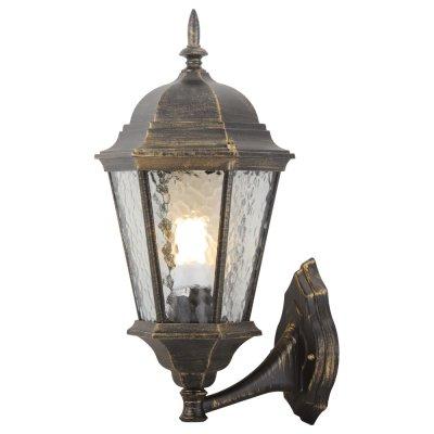 Уличный настенный Arte lamp A1201AL-1BN GenovaНастенные<br>Обеспечение качественного уличного освещения – важная задача для владельцев коттеджей. Компания «Светодом» предлагает современные светильники, которые порадуют Вас отличным исполнением. В нашем каталоге представлена продукция известных производителей, пользующихся популярностью благодаря высокому качеству выпускаемых товаров.   Уличный светильник Arte lamp A1201AL-1BN не просто обеспечит качественное освещение, но и станет украшением Вашего участка. Модель выполнена из современных материалов и имеет влагозащитный корпус, благодаря которому ей не страшны осадки.   Купить уличный светильник Arte lamp A1201AL-1BN, представленный в нашем каталоге, можно с помощью онлайн-формы для заказа. Чтобы задать имеющиеся вопросы, звоните нам по указанным телефонам.<br><br>S освещ. до, м2: 7<br>Тип лампы: накаливания / энергосбережения / LED-светодиодная<br>Тип цоколя: E27<br>Количество ламп: 1<br>Ширина, мм: 270<br>MAX мощность ламп, Вт: 100<br>Диаметр, мм мм: 240<br>Высота, мм: 560