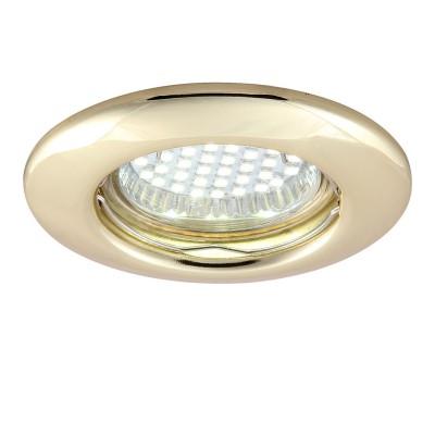 Светильник потолочный Arte lamp A1203PL-1GO PRAKTISCHКруглые<br>Встраиваемые светильники – популярное осветительное оборудование, которое можно использовать в качестве основного источника или в дополнение к люстре. Они позволяют создать нужную атмосферу атмосферу и привнести в интерьер уют и комфорт. <br> Интернет-магазин «Светодом» предлагает стильный встраиваемый светильник ARTE Lamp A1203PL-1GO. Данная модель достаточно универсальна, поэтому подойдет практически под любой интерьер. Перед покупкой не забудьте ознакомиться с техническими параметрами, чтобы узнать тип цоколя, площадь освещения и другие важные характеристики. <br> Приобрести встраиваемый светильник ARTE Lamp A1203PL-1GO в нашем онлайн-магазине Вы можете либо с помощью «Корзины», либо по контактным номерам. Мы развозим заказы по Москве, Екатеринбургу и остальным российским городам.<br><br>Тип цоколя: GU10<br>Цвет арматуры: Золотой<br>Количество ламп: 1<br>Размеры: H3,2xW8,2xL8,2<br>MAX мощность ламп, Вт: 50