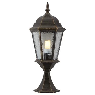 Светильник уличный на столб Arte lamp A1204FN-1BN GenovaУличные фонари на столб<br>Обеспечение качественного уличного освещения – важная задача для владельцев коттеджей. Компания «Светодом» предлагает современные светильники, которые порадуют Вас отличным исполнением. В нашем каталоге представлена продукция известных производителей, пользующихся популярностью благодаря высокому качеству выпускаемых товаров. <br> Уличный светильник Arte lamp A1204FN-1BN не просто обеспечит качественное освещение, но и станет украшением Вашего участка. Модель выполнена из современных материалов и имеет влагозащитный корпус, благодаря которому ей не страшны осадки. <br> Купить уличный светильник Arte lamp A1204FN-1BN, представленный в нашем каталоге, можно с помощью онлайн-формы для заказа. Чтобы задать имеющиеся вопросы, звоните нам по указанным телефонам.