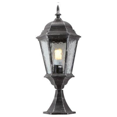 Светильник уличный на столб Arte lamp A1204FN-1BS GenovaФонари на опору<br>Обеспечение качественного уличного освещения – важная задача для владельцев коттеджей. Компания «Светодом» предлагает современные светильники, которые порадуют Вас отличным исполнением. В нашем каталоге представлена продукция известных производителей, пользующихся популярностью благодаря высокому качеству выпускаемых товаров.   Уличный светильник Arte lamp A1204FN-1BS не просто обеспечит качественное освещение, но и станет украшением Вашего участка. Модель выполнена из современных материалов и имеет влагозащитный корпус, благодаря которому ей не страшны осадки.   Купить уличный светильник Arte lamp A1204FN-1BS, представленный в нашем каталоге, можно с помощью онлайн-формы для заказа. Чтобы задать имеющиеся вопросы, звоните нам по указанным телефонам. Мы доставим Ваш заказ не только в Москву и Екатеринбург, но и другие города.<br><br>S освещ. до, м2: 7<br>Тип лампы: накаливания / энергосбережения / LED-светодиодная<br>Тип цоколя: E27<br>Количество ламп: 1<br>Ширина, мм: 240<br>MAX мощность ламп, Вт: 100<br>Диаметр, мм мм: 240<br>Высота, мм: 600