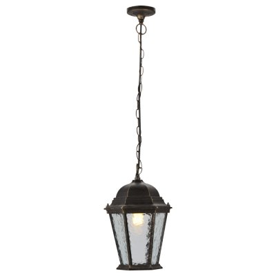 Светильник подвесной уличный Arte lamp A1205SO-1BN GenovaПодвесные<br>Обеспечение качественного уличного освещения – важная задача для владельцев коттеджей. Компания «Светодом» предлагает современные светильники, которые порадуют Вас отличным исполнением. В нашем каталоге представлена продукция известных производителей, пользующихся популярностью благодаря высокому качеству выпускаемых товаров.   Уличный светильник Arte lamp A1205SO-1BN не просто обеспечит качественное освещение, но и станет украшением Вашего участка. Модель выполнена из современных материалов и имеет влагозащитный корпус, благодаря которому ей не страшны осадки.   Купить уличный светильник Arte lamp A1205SO-1BN, представленный в нашем каталоге, можно с помощью онлайн-формы для заказа. Чтобы задать имеющиеся вопросы, звоните нам по указанным телефонам.<br><br>S освещ. до, м2: 7<br>Тип лампы: накаливания / энергосбережения / LED-светодиодная<br>Тип цоколя: E27<br>Количество ламп: 1<br>Ширина, мм: 240<br>MAX мощность ламп, Вт: 100<br>Диаметр, мм мм: 240<br>Длина цепи/провода, мм: 670<br>Высота, мм: 300