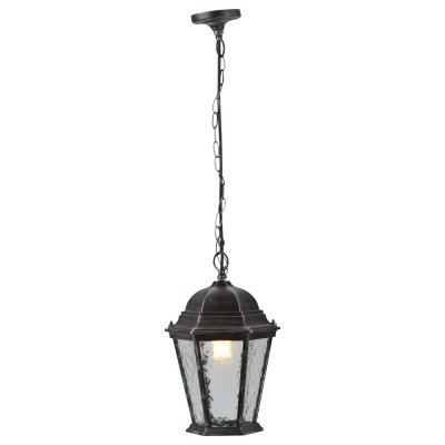 Светильник подвесной уличный Arte lamp A1205SO-1BS GenovaПодвесные уличные светильники<br>Обеспечение качественного уличного освещения – важная задача для владельцев коттеджей. Компания «Светодом» предлагает современные светильники, которые порадуют Вас отличным исполнением. В нашем каталоге представлена продукция известных производителей, пользующихся популярностью благодаря высокому качеству выпускаемых товаров. <br> Уличный светильник Arte lamp A1205SO-1BS не просто обеспечит качественное освещение, но и станет украшением Вашего участка. Модель выполнена из современных материалов и имеет влагозащитный корпус, благодаря которому ей не страшны осадки. <br> Купить уличный светильник Arte lamp A1205SO-1BS, представленный в нашем каталоге, можно с помощью онлайн-формы для заказа. Чтобы задать имеющиеся вопросы, звоните нам по указанным телефонам.<br><br>S освещ. до, м2: 7<br>Тип лампы: накаливания / энергосбережения / LED-светодиодная<br>Тип цоколя: E27<br>Количество ламп: 1<br>Ширина, мм: 240<br>Диаметр, мм мм: 240<br>Длина цепи/провода, мм: 670<br>Высота, мм: 300<br>MAX мощность ламп, Вт: 100