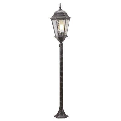 Светильник столб уличный Arte lamp A1206PA-1BS Genovaуличные светильники столбы<br>Обеспечение качественного уличного освещения – важная задача для владельцев коттеджей. Компания «Светодом» предлагает современные светильники, которые порадуют Вас отличным исполнением. В нашем каталоге представлена продукция известных производителей, пользующихся популярностью благодаря высокому качеству выпускаемых товаров. <br> Уличный светильник Arte lamp A1206PA-1BS не просто обеспечит качественное освещение, но и станет украшением Вашего участка. Модель выполнена из современных материалов и имеет влагозащитный корпус, благодаря которому ей не страшны осадки. <br> Купить уличный светильник Arte lamp A1206PA-1BS, представленный в нашем каталоге, можно с помощью онлайн-формы для заказа. Чтобы задать имеющиеся вопросы, звоните нам по указанным телефонам.