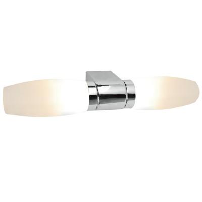 Светильник настенный бра Arte lamp A1209AP-2CC AQUAсовременные бра модерн<br>Светильник настенный бра Arte lamp A1209AP-2CC AQUA сделает Ваш интерьер современным, стильным и запоминающимся! Наиболее функционально и эстетически привлекательно модель будет смотреться в гостиной, зале, холле или другой комнате. А в комплекте с люстрой и торшером из этой же коллекции сделает интерьер по-дизайнерски профессиональным и законченным.