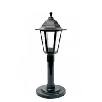 Светильник уличный Arte lamp A1218PA-1BRОдиночные фонари<br>Обеспечение качественного уличного освещения – важная задача для владельцев коттеджей. Компания «Светодом» предлагает современные светильники, которые порадуют Вас отличным исполнением. В нашем каталоге представлена продукция известных производителей, пользующихся популярностью благодаря высокому качеству выпускаемых товаров.   Уличный светильник Arte lamp A1218PA-1BR не просто обеспечит качественное освещение, но и станет украшением Вашего участка. Модель выполнена из современных материалов и имеет влагозащитный корпус, благодаря которому ей не страшны осадки.   Купить уличный светильник Arte lamp A1218PA-1BR, представленный в нашем каталоге, можно с помощью онлайн-формы для заказа. Чтобы задать имеющиеся вопросы, звоните нам по указанным телефонам. Мы доставим Ваш заказ не только в Москву и Екатеринбург, но и другие города.<br><br>Тип лампы: Накаливания / энергосбережения / светодиодная<br>Тип цоколя: E27<br>Количество ламп: 1<br>MAX мощность ламп, Вт: 60<br>Диаметр, мм мм: 195<br>Высота, мм: 773<br>Цвет арматуры: черный