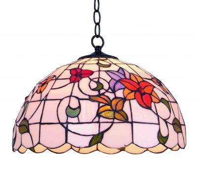 Светильник Arte lamp A1230SP-2BG LILYПодвесные<br><br><br>Установка на натяжной потолок: Да<br>S освещ. до, м2: 6<br>Крепление: Крюк<br>Тип товара: Светильник<br>Тип цоколя: E27<br>Количество ламп: 2<br>MAX мощность ламп, Вт: 60<br>Диаметр, мм мм: 400<br>Высота, мм: 220