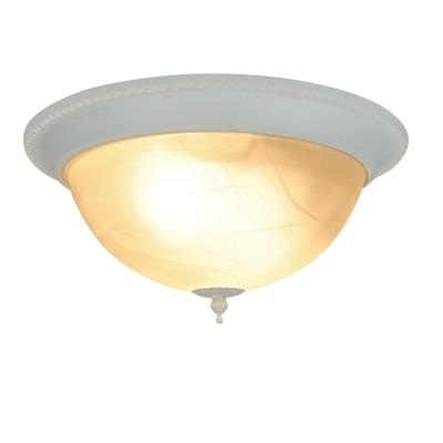 A1305PL-2WH Arte lamp СветильникПотолочные<br><br><br>Установка на натяжной потолок: Ограничено<br>S освещ. до, м2: 6<br>Тип цоколя: E27<br>Цвет арматуры: БЕЛЫЙ<br>Количество ламп: 2<br>Диаметр, мм мм: 330<br>Размеры: 33cm<br>Длина, мм: 330<br>Высота, мм: 120<br>MAX мощность ламп, Вт: 60W<br>Общая мощность, Вт: 60W