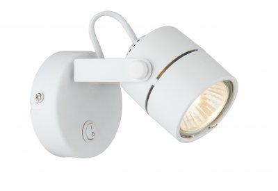 Купить Светильник настенный Arte lamp A1310AP-1WH LENTE, ARTELamp