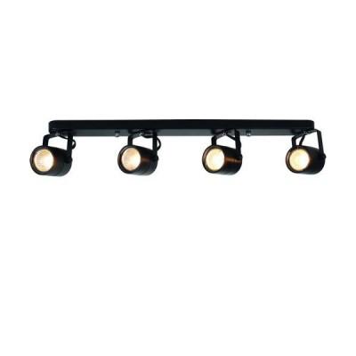 A1310PL-4BK Arte lamp СветильникС 4 лампами<br><br><br>Тип цоколя: GU10<br>Количество ламп: 4<br>MAX мощность ламп, Вт: 50W<br>Диаметр, мм мм: 70<br>Размеры: L570*H115mm<br>Длина, мм: 550<br>Высота, мм: 150<br>Цвет арматуры: ЧЕРНЫЙ<br>Общая мощность, Вт: 50W