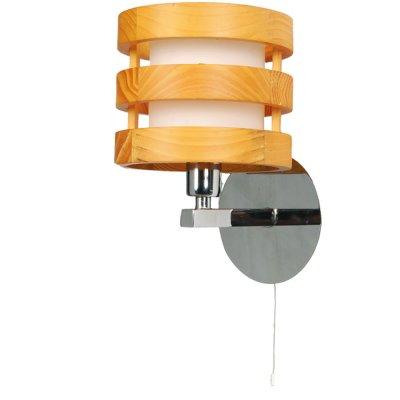 Светильник бра Arte lamp A1326AP-1CC RingСовременные<br><br><br>S освещ. до, м2: 11<br>Тип лампы: накаливания / энергосбережения / LED-светодиодная<br>Тип цоколя: E14<br>Цвет арматуры: серебристый<br>Количество ламп: 4<br>Ширина, мм: 150<br>Диаметр, мм мм: 190<br>Расстояние от стены, мм: 190<br>Высота, мм: 220<br>MAX мощность ламп, Вт: 40