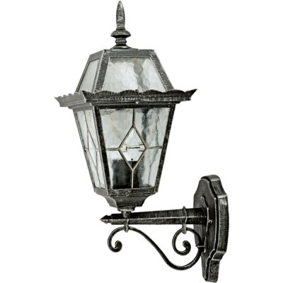 Светильник уличный Arte lamp A1351AL-1BS Parisуличные настенные светильники<br>Обеспечение качественного уличного освещения – важная задача для владельцев коттеджей. Компания «Светодом» предлагает современные светильники, которые порадуют Вас отличным исполнением. В нашем каталоге представлена продукция известных производителей, пользующихся популярностью благодаря высокому качеству выпускаемых товаров.   Уличный светильник Arte lamp A1351AL-1BS не просто обеспечит качественное освещение, но и станет украшением Вашего участка. Модель выполнена из современных материалов и имеет влагозащитный корпус, благодаря которому ей не страшны осадки.   Купить уличный светильник Arte lamp A1351AL-1BS, представленный в нашем каталоге, можно с помощью онлайн-формы для заказа. Чтобы задать имеющиеся вопросы, звоните нам по указанным телефонам.<br><br>S освещ. до, м2: 7<br>Тип лампы: накаливания / энергосбережения / LED-светодиодная<br>Тип цоколя: E27<br>Цвет арматуры: черный<br>Количество ламп: 1<br>Ширина, мм: 190<br>Диаметр, мм мм: 300<br>Длина, мм: 300<br>Высота, мм: 450<br>MAX мощность ламп, Вт: 100