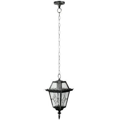 Светильник уличный Arte lamp A1355SO-1BS ParisПодвесные<br>Обеспечение качественного уличного освещения – важная задача для владельцев коттеджей. Компания «Светодом» предлагает современные светильники, которые порадуют Вас отличным исполнением. В нашем каталоге представлена продукция известных производителей, пользующихся популярностью благодаря высокому качеству выпускаемых товаров.   Уличный светильник Arte lamp A1355SO-1BS не просто обеспечит качественное освещение, но и станет украшением Вашего участка. Модель выполнена из современных материалов и имеет влагозащитный корпус, благодаря которому ей не страшны осадки.   Купить уличный светильник Arte lamp A1355SO-1BS, представленный в нашем каталоге, можно с помощью онлайн-формы для заказа. Чтобы задать имеющиеся вопросы, звоните нам по указанным телефонам.<br><br>S освещ. до, м2: 7<br>Тип лампы: накаливания / энергосбережения / LED-светодиодная<br>Тип цоколя: E27<br>Количество ламп: 1<br>Ширина, мм: 190<br>MAX мощность ламп, Вт: 100<br>Диаметр, мм мм: 190<br>Длина цепи/провода, мм: 670<br>Длина, мм: 190<br>Высота, мм: 360<br>Цвет арматуры: черный