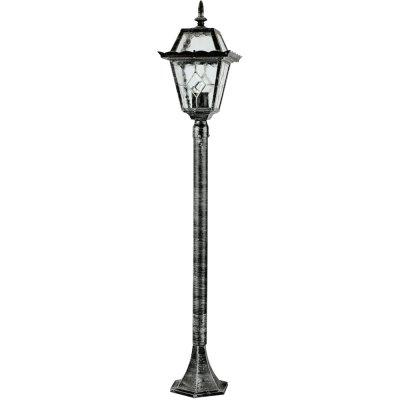 Светильник уличный Arte lamp A1356PA-1BS ParisОдиночные столбы<br>Обеспечение качественного уличного освещения – важная задача для владельцев коттеджей. Компания «Светодом» предлагает современные светильники, которые порадуют Вас отличным исполнением. В нашем каталоге представлена продукция известных производителей, пользующихся популярностью благодаря высокому качеству выпускаемых товаров.   Уличный светильник Arte lamp A1356PA-1BS не просто обеспечит качественное освещение, но и станет украшением Вашего участка. Модель выполнена из современных материалов и имеет влагозащитный корпус, благодаря которому ей не страшны осадки.   Купить уличный светильник Arte lamp A1356PA-1BS, представленный в нашем каталоге, можно с помощью онлайн-формы для заказа. Чтобы задать имеющиеся вопросы, звоните нам по указанным телефонам.<br><br>S освещ. до, м2: 7<br>Тип лампы: накаливания / энергосбережения / LED-светодиодная<br>Тип цоколя: E27<br>Количество ламп: 1<br>Ширина, мм: 190<br>MAX мощность ламп, Вт: 100<br>Диаметр, мм мм: 190<br>Длина, мм: 190<br>Высота, мм: 1200<br>Цвет арматуры: черный