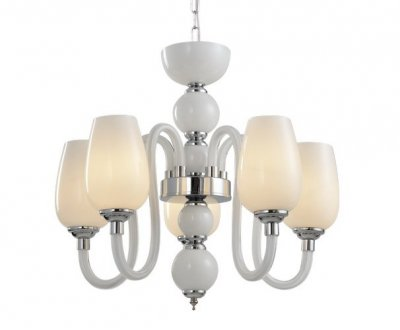Светильник подвесной Arte lamp A1404LM-5WH LAVINIAПод заказ<br>Компания «Светодом» предлагает широкий ассортимент люстр от известных производителей. Представленные в нашем каталоге товары выполнены из современных материалов и обладают отличным качеством. Благодаря широкому ассортименту Вы сможете найти у нас люстру под любой интерьер. Мы предлагаем как классические варианты, так и современные модели, отличающиеся лаконичностью и простотой форм.  Стильная люстра Arte lamp A1404LM-5WH станет украшением любого дома. Эта модель от известного производителя не оставит равнодушным ценителей красивых и оригинальных предметов интерьера. Люстра Arte lamp A1404LM-5WH обеспечит равномерное распределение света по всей комнате. При выборе обратите внимание на характеристики, позволяющие приобрести наиболее подходящую модель. Купить понравившуюся люстру по доступной цене Вы можете в интернет-магазине «Светодом». Мы предлагаем доставку не только по Москве и Екатеринбурге, но и по всей России.<br><br>S освещ. до, м2: 10<br>Тип цоколя: E14<br>Количество ламп: 5<br>MAX мощность ламп, Вт: 40<br>Размеры: H65xW55xL55+шн/цп120<br>Цвет арматуры: белый