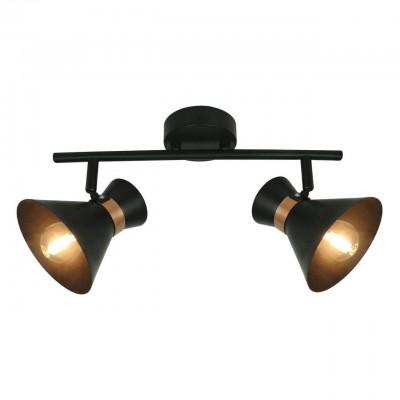 Светильник настенный бра Arte lamp A1406AP-2BK BALTIMOREДвойные<br>Светильники-споты – это оригинальные изделия с современным дизайном. Они позволяют не ограничивать свою фантазию при выборе освещения для интерьера. Такие модели обеспечивают достаточно качественный свет. Благодаря компактным размерам Вы можете использовать несколько спотов для одного помещения.  Интернет-магазин «Светодом» предлагает необычный светильник-спот ARTE Lamp A1406AP-2BK по привлекательной цене. Эта модель станет отличным дополнением к люстре, выполненной в том же стиле. Перед оформлением заказа изучите характеристики изделия.  Купить светильник-спот ARTE Lamp A1406AP-2BK в нашем онлайн-магазине Вы можете либо с помощью формы на сайте, либо по указанным выше телефонам. Обратите внимание, что у нас склады не только в Москве и Екатеринбурге, но и других городах России.<br><br>S освещ. до, м2: 4<br>Тип лампы: Накаливания / энергосбережения / светодиодная<br>Тип цоколя: E14<br>Цвет арматуры: черный<br>Количество ламп: 2<br>Размеры: H20xW10xL10<br>MAX мощность ламп, Вт: 40