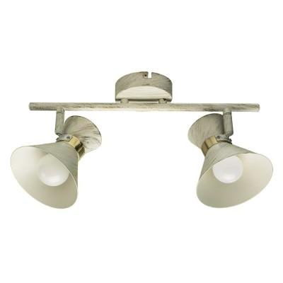 Светильник настенный бра Arte lamp A1406AP-2WG BALTIMOREДвойные<br>Светильники-споты – это оригинальные изделия с современным дизайном. Они позволяют не ограничивать свою фантазию при выборе освещения для интерьера. Такие модели обеспечивают достаточно качественный свет. Благодаря компактным размерам Вы можете использовать несколько спотов для одного помещения.  Интернет-магазин «Светодом» предлагает необычный светильник-спот ARTE Lamp A1406AP-2WG по привлекательной цене. Эта модель станет отличным дополнением к люстре, выполненной в том же стиле. Перед оформлением заказа изучите характеристики изделия.  Купить светильник-спот ARTE Lamp A1406AP-2WG в нашем онлайн-магазине Вы можете либо с помощью формы на сайте, либо по указанным выше телефонам. Обратите внимание, что у нас склады не только в Москве и Екатеринбурге, но и других городах России.<br><br>S освещ. до, м2: 4<br>Тип цоколя: E14<br>Цвет арматуры: белый с золотистой патиной<br>Количество ламп: 2<br>Размеры: H20xW10xL10<br>MAX мощность ламп, Вт: 40