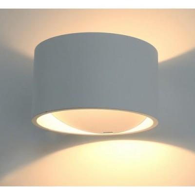A1417AP-1WH Arte lamp СветильникХай-тек<br><br><br>Цветовая t, К: 3000K<br>Тип цоколя: LED<br>Количество ламп: 1<br>MAX мощность ламп, Вт: 5W<br>Диаметр, мм мм: 110<br>Размеры: D100*H80<br>Длина, мм: 100<br>Высота, мм: 80<br>Цвет арматуры: БЕЛЫЙ<br>Общая мощность, Вт: 5W
