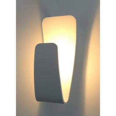 A1418AP-1WH Arte lamp СветильникХай-тек<br><br><br>Цветовая t, К: 3000K<br>Тип цоколя: LED<br>Количество ламп: 1<br>MAX мощность ламп, Вт: 5W<br>Диаметр, мм мм: 90<br>Размеры: 190*90*95<br>Длина, мм: 100<br>Высота, мм: 190<br>Цвет арматуры: БЕЛЫЙ<br>Общая мощность, Вт: 5W