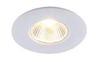 Светильник Arte lamp A1425PL-1WH UovoКруглые<br>Встраиваемые светильники – популярное осветительное оборудование, которое можно использовать в качестве основного источника или в дополнение к люстре. Они позволяют создать нужную атмосферу атмосферу и привнести в интерьер уют и комфорт.   Интернет-магазин «Светодом» предлагает стильный встраиваемый светильник ARTE Lamp A1425PL-1WH. Данная модель достаточно универсальна, поэтому подойдет практически под любой интерьер. Перед покупкой не забудьте ознакомиться с техническими параметрами, чтобы узнать тип цоколя, площадь освещения и другие важные характеристики.   Приобрести встраиваемый светильник ARTE Lamp A1425PL-1WH в нашем онлайн-магазине Вы можете либо с помощью «Корзины», либо по контактным номерам. Мы развозим заказы по Москве, Екатеринбургу и остальным российским городам.<br><br>Тип лампы: LED<br>Тип цоколя: LED<br>Количество ламп: 1<br>MAX мощность ламп, Вт: 5<br>Размеры: H3,5xW8,5xL8,5<br>Цвет арматуры: белый
