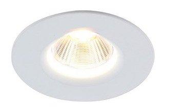 Светильник Arte lamp A1427PL-1WH UovoКруглые LED<br>Встраиваемые светильники – популярное осветительное оборудование, которое можно использовать в качестве основного источника или в дополнение к люстре. Они позволяют создать нужную атмосферу атмосферу и привнести в интерьер уют и комфорт.   Интернет-магазин «Светодом» предлагает стильный встраиваемый светильник ARTE Lamp A1427PL-1WH. Данная модель достаточно универсальна, поэтому подойдет практически под любой интерьер. Перед покупкой не забудьте ознакомиться с техническими параметрами, чтобы узнать тип цоколя, площадь освещения и другие важные характеристики.   Приобрести встраиваемый светильник ARTE Lamp A1427PL-1WH в нашем онлайн-магазине Вы можете либо с помощью «Корзины», либо по контактным номерам. Мы развозим заказы по Москве, Екатеринбургу и остальным российским городам.<br><br>Тип лампы: LED<br>Тип цоколя: LED<br>Количество ламп: 1<br>MAX мощность ламп, Вт: 7<br>Размеры: H4,2xW9,8xL9,8<br>Цвет арматуры: белый