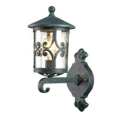 A1451AL-1BG Arte lamp СветильникНастенные<br><br><br>Тип цоколя: E27<br>Цвет арматуры: СТАРАЯ МЕДЬ<br>Количество ламп: 1<br>Диаметр, мм мм: 160<br>Длина, мм: 240<br>Высота, мм: 350<br>MAX мощность ламп, Вт: 75W<br>Общая мощность, Вт: 75W