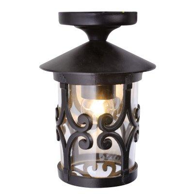 Потолочный светильник Arte lamp A1453PF-1BK PersiaПотолочные<br>Обеспечение качественного уличного освещения – важная задача для владельцев коттеджей. Компания «Светодом» предлагает современные светильники, которые порадуют Вас отличным исполнением. В нашем каталоге представлена продукция известных производителей, пользующихся популярностью благодаря высокому качеству выпускаемых товаров.   Уличный светильник Arte lamp A1453PF-1BK не просто обеспечит качественное освещение, но и станет украшением Вашего участка. Модель выполнена из современных материалов и имеет влагозащитный корпус, благодаря которому ей не страшны осадки.   Купить уличный светильник Arte lamp A1453PF-1BK, представленный в нашем каталоге, можно с помощью онлайн-формы для заказа. Чтобы задать имеющиеся вопросы, звоните нам по указанным телефонам.<br><br>S освещ. до, м2: 5<br>Тип лампы: накаливания / энергосбережения / LED-светодиодная<br>Тип цоколя: E27<br>Количество ламп: 1<br>MAX мощность ламп, Вт: 100<br>Диаметр, мм мм: 160<br>Высота, мм: 250<br>Оттенок (цвет): Прозрачный<br>Цвет арматуры: черный