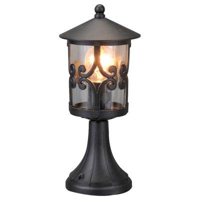 Уличный светильник Arte lamp A1454FN-1BK PersiaФонари на столб<br>Обеспечение качественного уличного освещения – важная задача для владельцев коттеджей. Компания «Светодом» предлагает современные светильники, которые порадуют Вас отличным исполнением. В нашем каталоге представлена продукция известных производителей, пользующихся популярностью благодаря высокому качеству выпускаемых товаров.   Уличный светильник Arte lamp A1454FN-1BK не просто обеспечит качественное освещение, но и станет украшением Вашего участка. Модель выполнена из современных материалов и имеет влагозащитный корпус, благодаря которому ей не страшны осадки.   Купить уличный светильник Arte lamp A1454FN-1BK, представленный в нашем каталоге, можно с помощью онлайн-формы для заказа. Чтобы задать имеющиеся вопросы, звоните нам по указанным телефонам.<br><br>S освещ. до, м2: 7<br>Тип лампы: накаливания / энергосбережения / LED-светодиодная<br>Тип цоколя: E27<br>Количество ламп: 1<br>MAX мощность ламп, Вт: 100<br>Диаметр, мм мм: 160<br>Высота, мм: 370<br>Цвет арматуры: черный