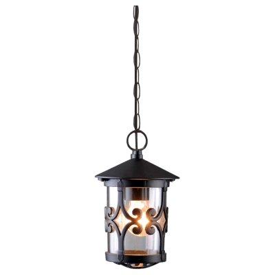 Уличный светильник Arte lamp A1455SO-1BK PersiaПодвесные<br>Обеспечение качественного уличного освещения – важная задача для владельцев коттеджей. Компания «Светодом» предлагает современные светильники, которые порадуют Вас отличным исполнением. В нашем каталоге представлена продукция известных производителей, пользующихся популярностью благодаря высокому качеству выпускаемых товаров. <br> Уличный светильник Arte lamp A1455SO-1BK не просто обеспечит качественное освещение, но и станет украшением Вашего участка. Модель выполнена из современных материалов и имеет влагозащитный корпус, благодаря которому ей не страшны осадки. <br> Купить уличный светильник Arte lamp A1455SO-1BK, представленный в нашем каталоге, можно с помощью онлайн-формы для заказа. Чтобы задать имеющиеся вопросы, звоните нам по указанным телефонам. Мы доставим Ваш заказ не только в Москву и Екатеринбург, но и другие города.<br><br>S освещ. до, м2: 7<br>Крепление: пластина<br>Тип лампы: накаливания / энергосбережения / LED-светодиодная<br>Тип цоколя: E27<br>Количество ламп: 1<br>Ширина, мм: 160<br>MAX мощность ламп, Вт: 100<br>Диаметр, мм мм: 160<br>Длина цепи/провода, мм: 670<br>Высота, мм: 250<br>Цвет арматуры: черный